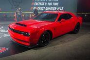 Challenger SRT Demon
