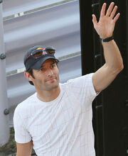 Mark Webber 2010 Japan