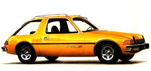 Pacer coupe