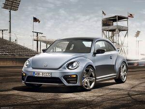 Volkswagen-Beetle R Concept 2011 1280x960 wallpaper 01