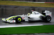 Jenson Button 2009 China