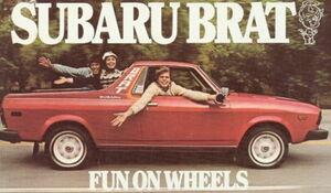 Subaru Bratatatat