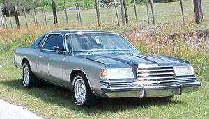 Dodge Magnum XE 1979