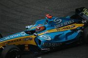 Fernando Alonso 2005 China