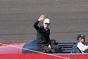 Pedro de la Rosa, United States Grand Prix, Austin 2012