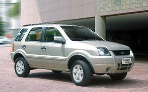 Ford ecosport aut abertura