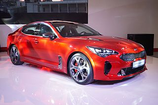 Kia Stinger | Autopedia | FANDOM powered by Wikia