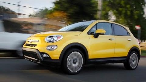 2016 Fiat 500X - Review and Road Test