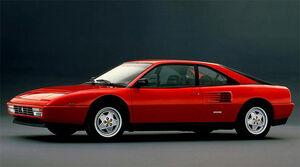 Ferrari Mondial P4 2