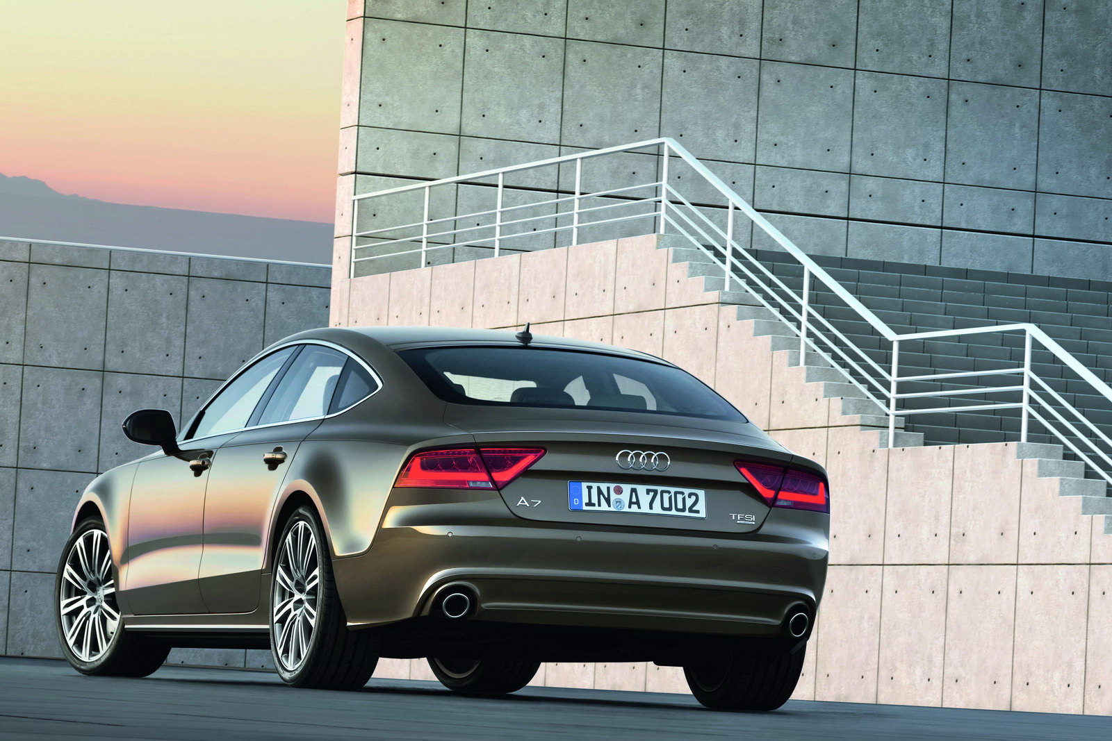 Image Audi A7 Sportback 54 Autopedia Fandom Powered By Wikia Automobile S7