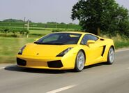 Yellow Gallardo