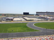 Charlotte Motor Speedway, June 2012