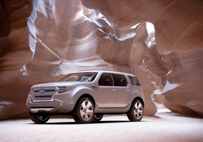 Ford Explorer America Concept Autopedia Fandom Powered By Wikia
