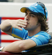 Fernando Alonso 2006 Malaysia