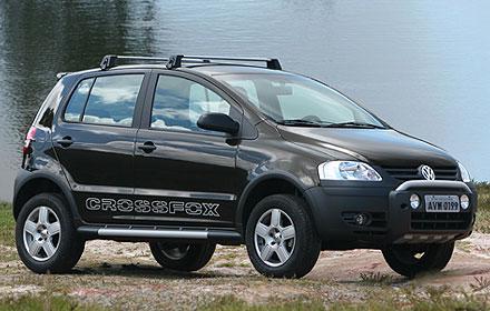 Volkswagen Crossfox Autopedia Fandom Powered By Wikia
