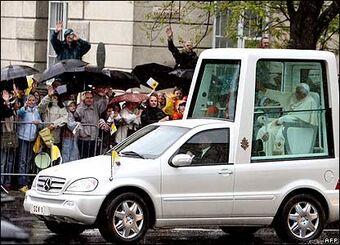 Popemobile | Autopedia | Fandom