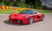 87467239 Sunday-Times-La-Ferrari-launch-Italy.