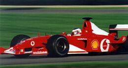 Barrichello 2003