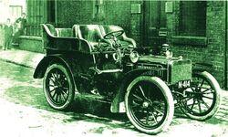 First royce car