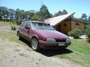 1990 EAII Ford Fairmont Ghia Sedan -Front-