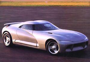 Dodge Viper Defender Concept