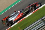Jenson Button 2010 Belgium