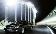 The Brand New Mercedes-Benz CLS-Klasse 2008 2