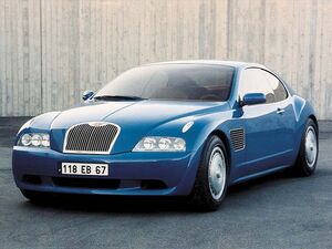 Bugatti EB 118 Concept 1998 1