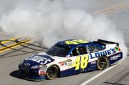 2011 NASCAR Talladega April 11
