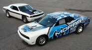 Dodge Challenger Drag Race Package 1
