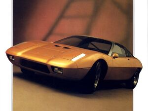 1971 Ford GT 70 Sports Prototype