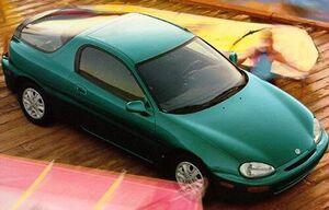 Mazda MX-3 1
