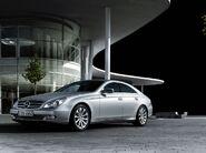 The Brand New Mercedes-Benz CLS-Klasse 2008 4