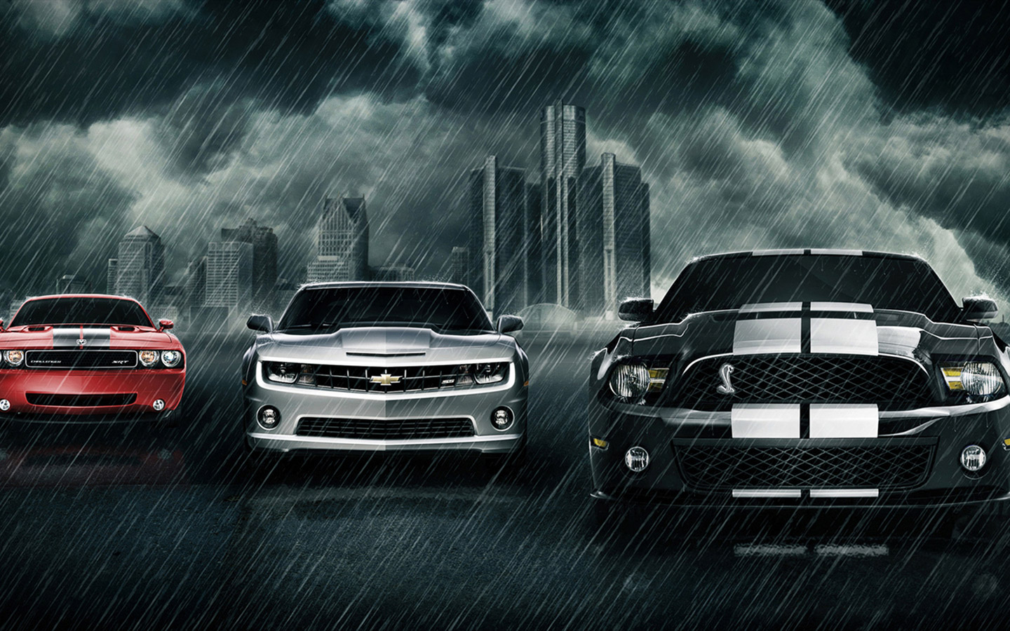 Image - American muscle cars hd widescreen wallpapers 1440x900 ...
