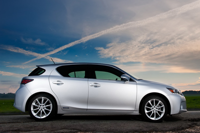 2011 Lexus CT 200h 008small