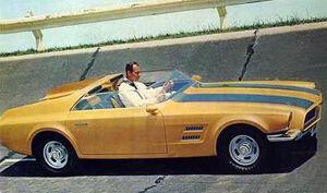 Ford allegro conv c 67