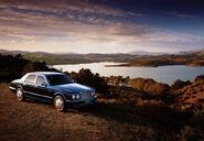 2007 Bentley Arnage R front 1