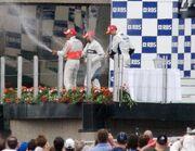Podium 2007 Canada
