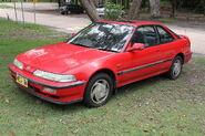 1992 Honda Integra (DA9) LS hatchback (24674052289)