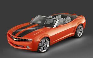 Camaro Conv. Concept