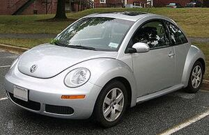 2007 New Beetle redleft