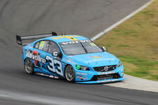 Scott McLaughlin 2014 Sydney Motorsport Park 400