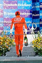 Massa Brazil 2008 Podium