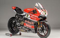 Panigale R Superbike - Chaz Davies