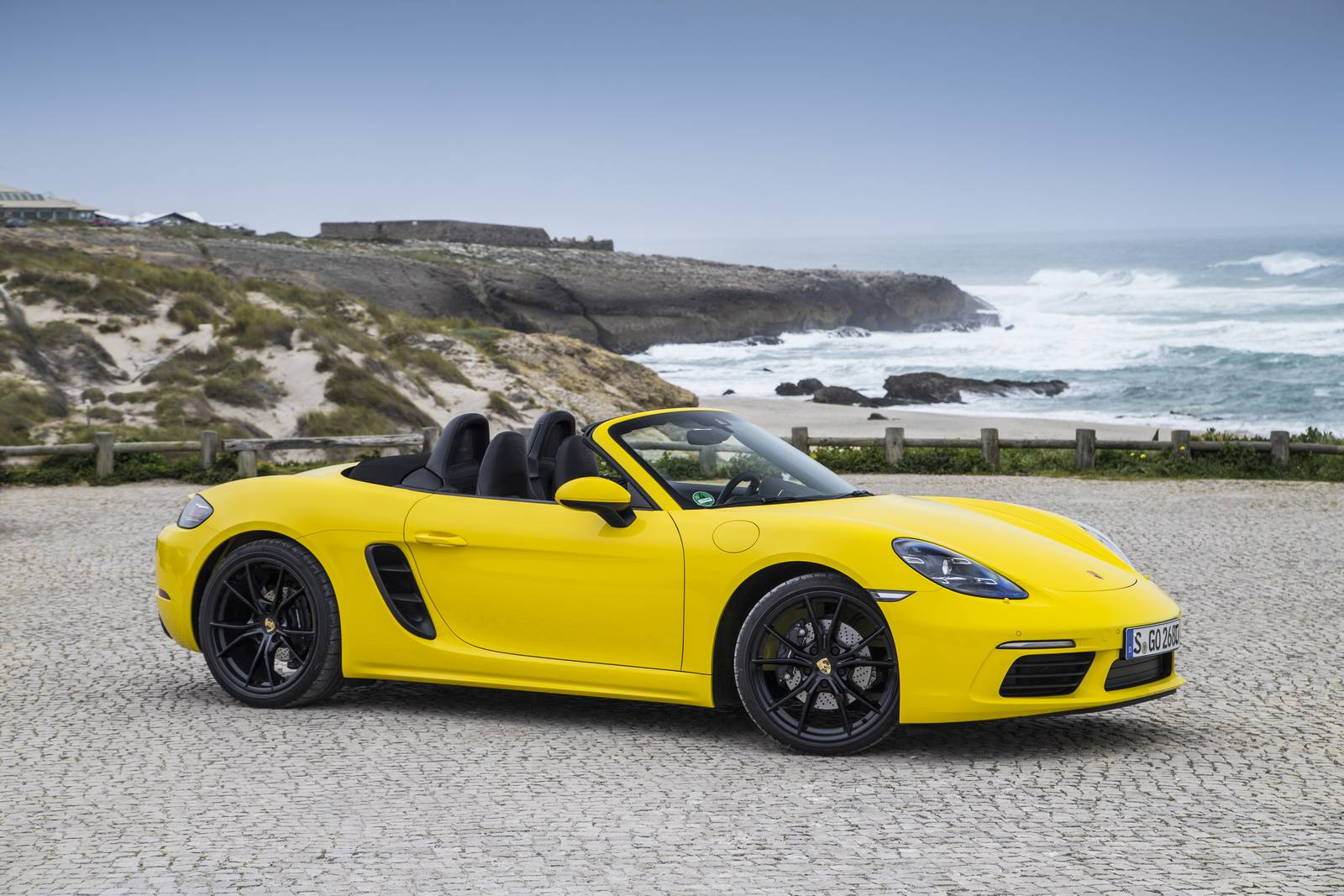 Image Racing Yellow Porsche 718 Boxster 9 Jpg Autopedia Fandom Powered By Wikia