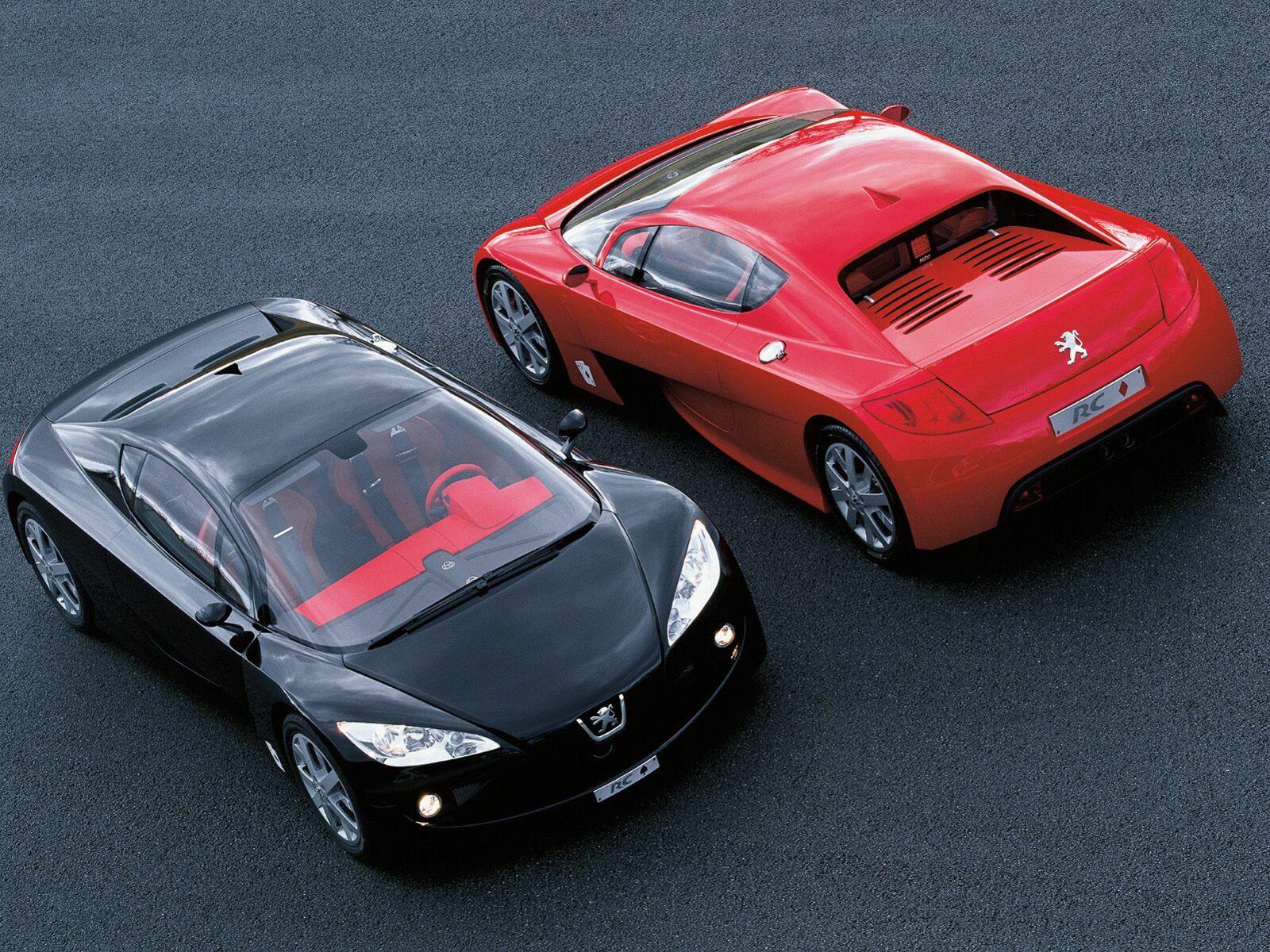Peugeot RC | Autopedia | FANDOM powered by Wikia