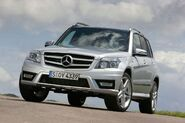 Mercedes-Benz GLK 250 CDI 4MATIC BlueEFFICIENCY 2