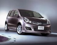 Nissan Note 2008 4