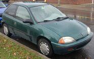 '95-'97 Pontiac Firefly Hatch