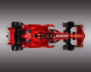 Ferrari F2008 5
